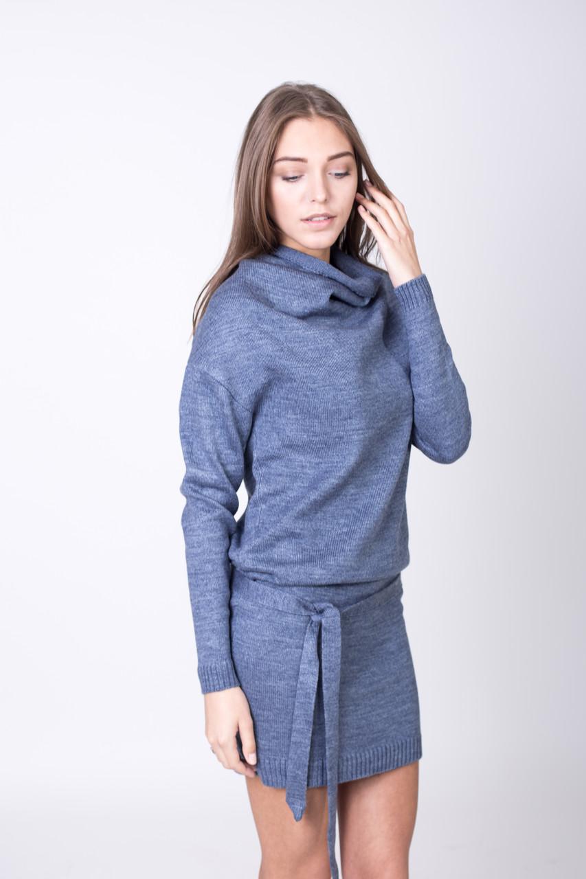 8f45811ff5ef Короткое вязаное платье 7цветов (42-44, 46-48 размеры): В наличии, в ...