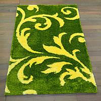 Коврик Fantasy зеленый с желтой веткой 2.00х3.00 м., фото 1