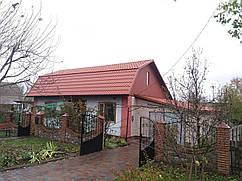 Капітальний ремонт даху з заміною покрівлі