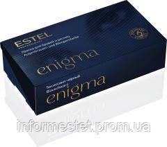 ESTEL Professional Краска для бровей и ресниц ENIGMA Тон иссиня-черный