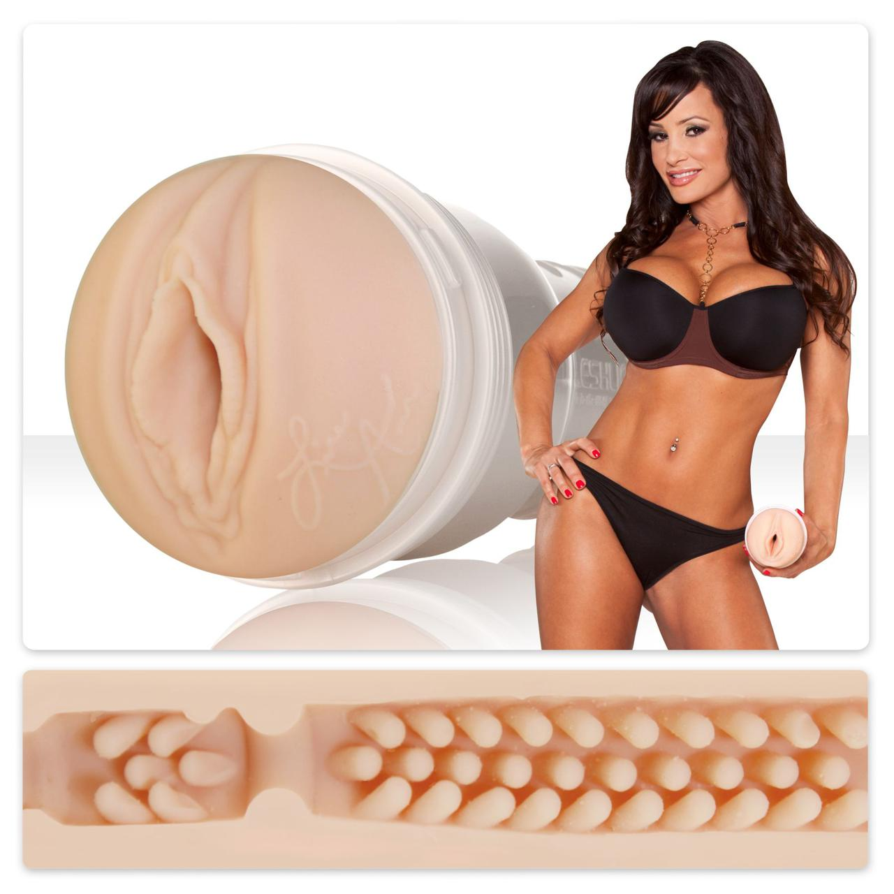 Мастурбатор Fleshlight Girls: Lisa Ann Barracuda (SIGNATURE COLLECTION)