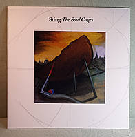CD диск Sting - The Soul Cages