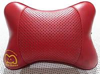Подушка на подголовник  с логотипом под заказ Оптом