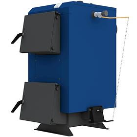 Твердотопливный котел длительного горения НЕУС-Эконом мощностью 16 кВт