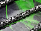 Серебряная цепочка с узором, фото 9