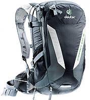 Рюкзак велосипедный DEUTER EXP, 32001157000, 10 л, SL, черный