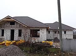 ПРОДАЖ Терміново Будинок в м. Пирятин, Полтавської області 1-поверховий (в процесі будівництва)