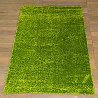 Ковры Fantasy высокий ворс,зеленый 4.00х2.00 м.