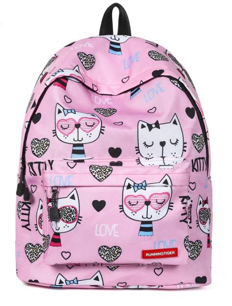 Рюкзак молодежный Kitty
