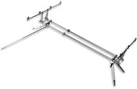Род под Kaida A9-2 дюраль (подставка для удилищ), фото 1