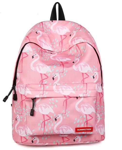 Рюкзак молодежный Фламинго Paradise