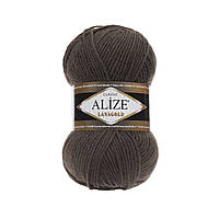 Alize Lana gold  - 348 темно серый