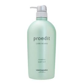 Proedit Shampoo Soft Fit 700 мл. Шампунь для Увлажнения волос