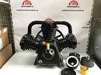 Компрессорная головка 1200л/мин ,Трехцилиндровый компрессорный блок,Компрессор