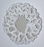 Сеточки для волос белая  - крупная вязка ( 12 шт), фото 2