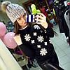 Свитер Снежинка, фото 2