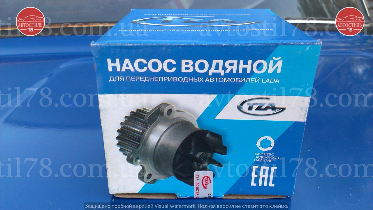 Насос водяний 2110, 2111, 2112 з 16 клапанним мотором ТЗА Тольятті (помпа)