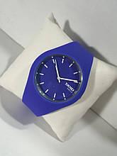 Часы наручные в стиле Skmei Rubber blue