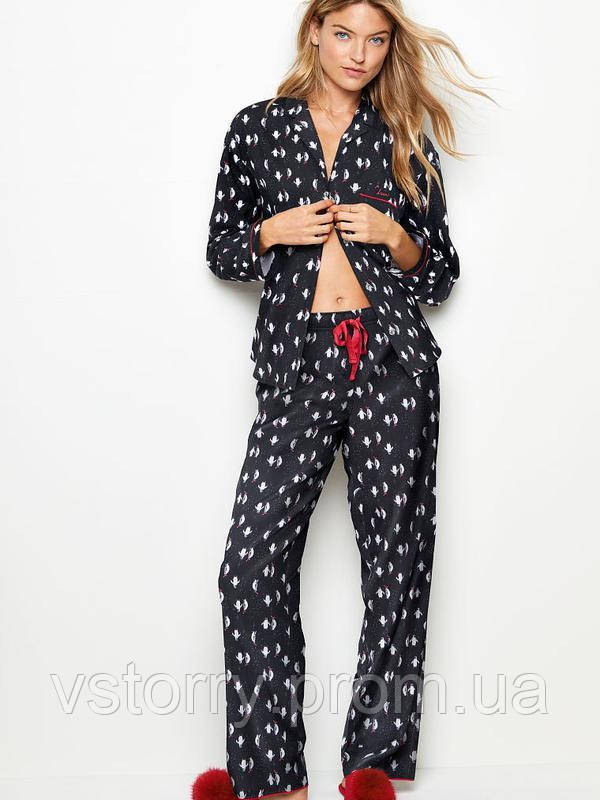 ce358dadc421 Victoria's secret S фланелевая пижама для сна victoria secret оригинал -  vs_torry в Ивано-Франковске