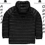 Куртка Karrimor из Англии для мальчиков 2-14 лет - черная осенняя, фото 2