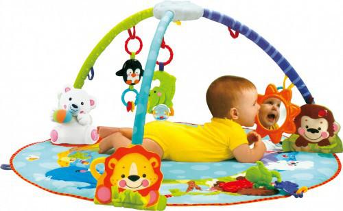 Коврики для младенцев