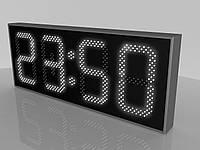 """Светодиодные часы/термометр """"Optima"""" (Код изделия ЧT 005)"""