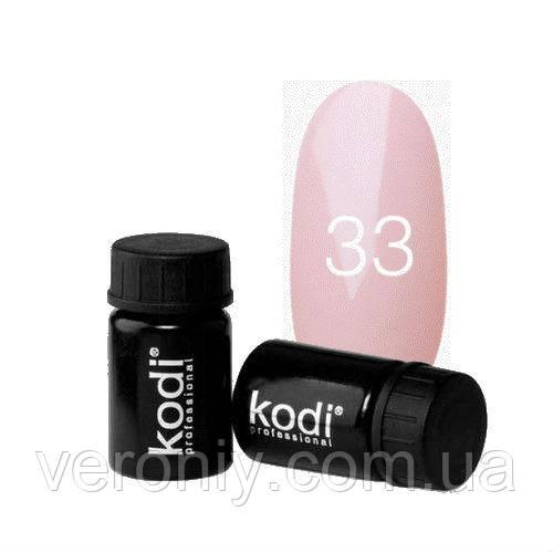 Kodi гель фарба 33 (ніжний рожевий)