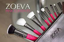 Кисті для макіяжу ZOEVA Pink Elements Classic Set (8 предметів).