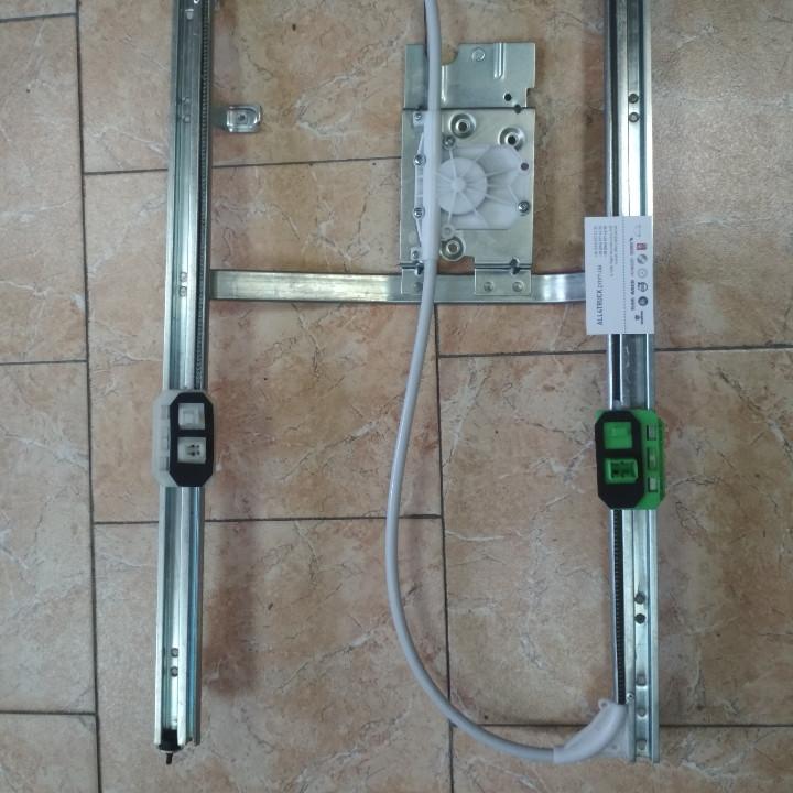 Механизм стеклоподъёмника DAF, без моторчика, левый