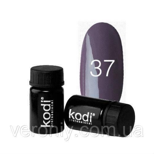 Kodi гель краска 37 (бледно лиловый)