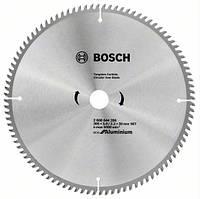 Диск пильный Bosch Eco for Aluminium 305х30x3,0 mm; Z96 зуб по аллюминию (2 608 640 451)