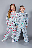 Пижама для мальчика и девочки (арт.1309)
