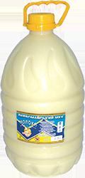 Молоко цельное сгущенное с сахаром (ГОСТ) ПЕТ бутылка 7.8 кг (ПМКК)