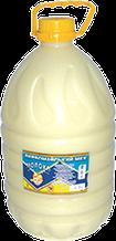 Молоко незбиране згущене з цукром (ГОСТ) ПЕТ пляшка 7.8 кг (ПМКК)