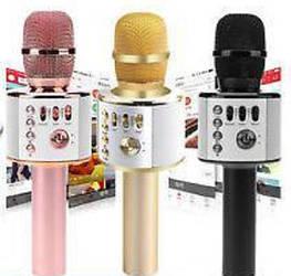 Бездротовий караоке мікрофон bluetooth Q37