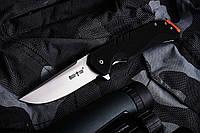 Карманный складной нож Спартак, имеющий универсальный строй клинка и удобную, ухватистую рукоять