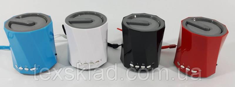 Портативная колоночка WS-Y89B (Bluetooth/USB/FM)