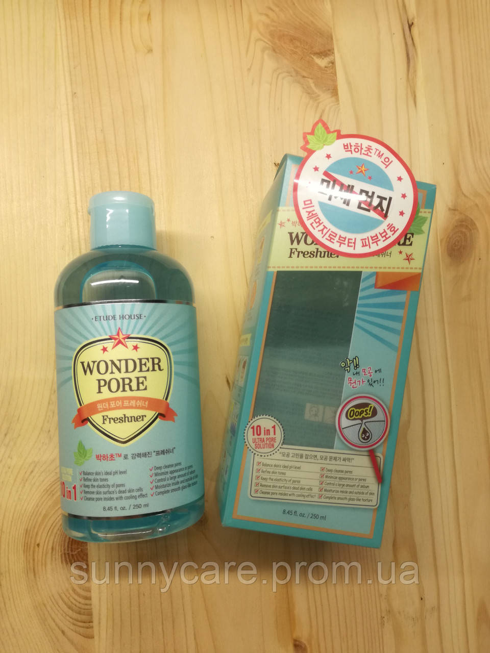 Etude House Wonder Pore Freshner 500 Ml