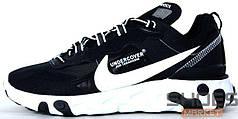 Мужские кроссовки Nike React Element 87 X Undercover Black