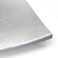 Шумоизоляция Авто PRACTIK Soft Металл 6мм 50х75см Обесшумка Звукоизоляция Шумка Антискрип Шумоізоляція Шумовка