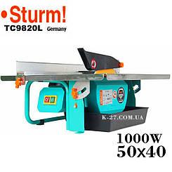 Плиткорез электрический Sturm TC9820L /стол 500х400 мм (Бесплатная доставка)