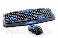 Беспроводная Компьютерная Клавиатура и Мышь Keyboard HK8100, фото 1