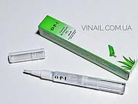 Масло для кутикули в олівці OPI (Алое), фото 1