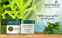 Гель под глаза Биотик Био Водоросли, Biotique Bio Seaweed Revitalizing Anti Fatigue Eye Gel, 15 г, фото 1