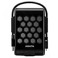 Жесткий диск Внешний HDD 1024 Gb USB 3.0 A-Data HD720 Black (AHD720-1TU3-CBK)