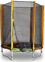 Батут KIDIGO 183 см с защитной сеткой (hub_OJer88041)