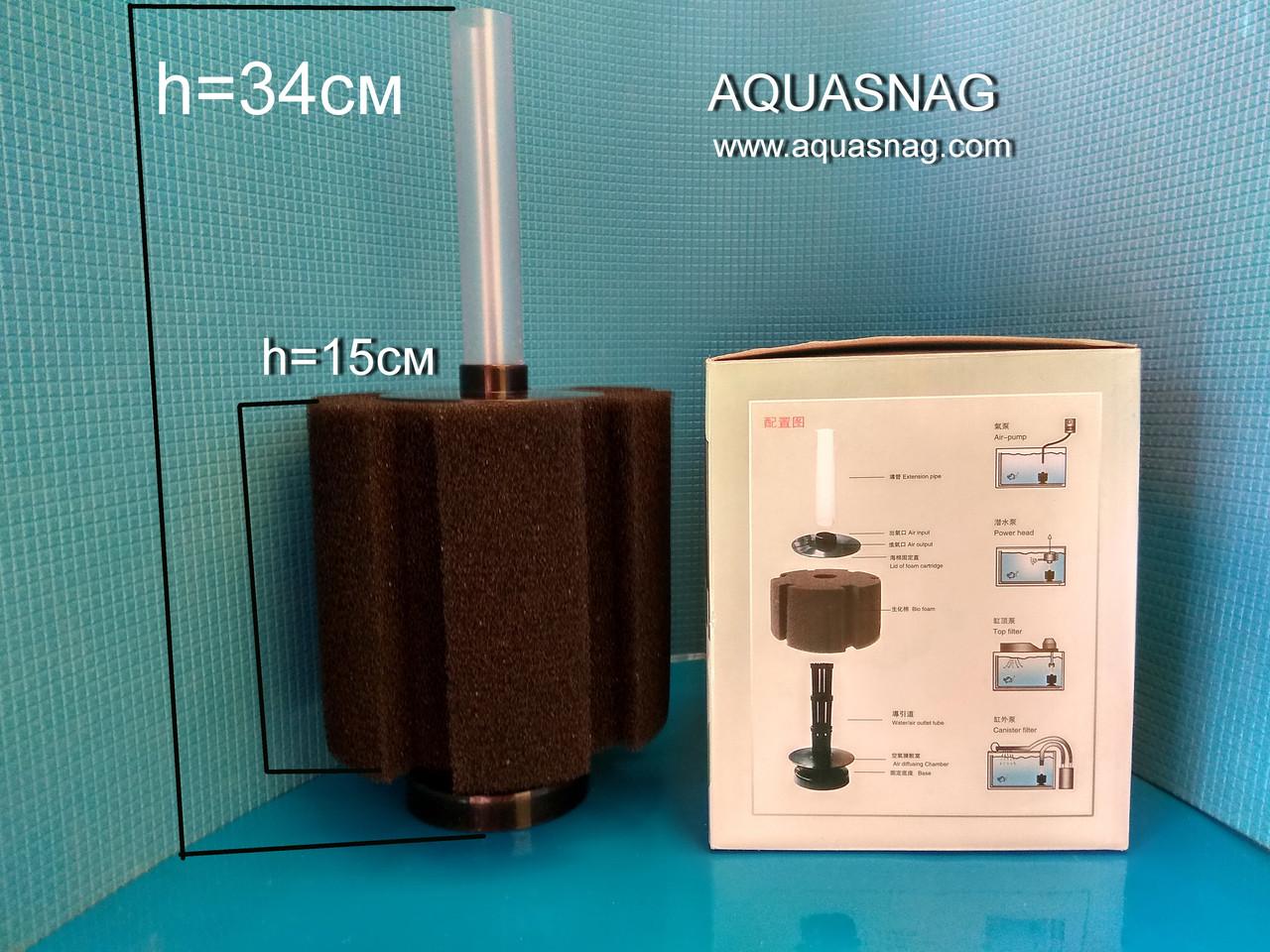Фильтр для компрессора XY-2837  (аэрлифтный)