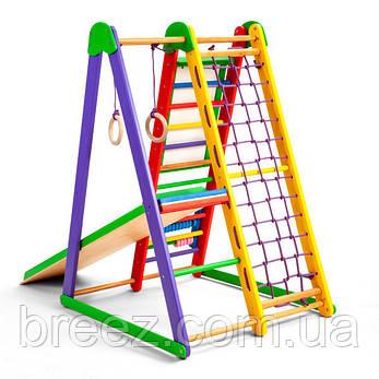 Детский спортивный уголок для дома Kind-Start, фото 2