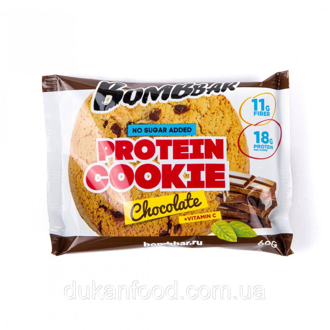 BomBBar Протеиновое печенье ШОКОЛАД
