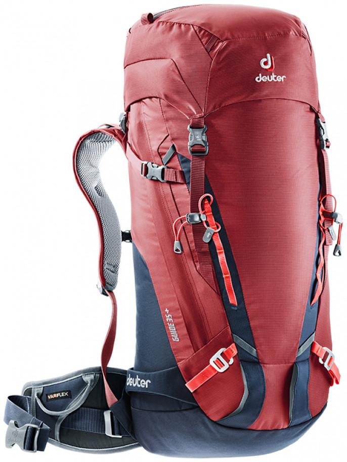 Туристичний рюкзак Deuter Guide 35+ 3361117 5325, 43л. бордовий